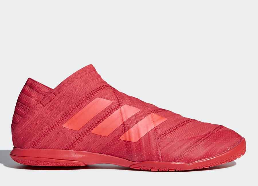 wholesale dealer 91a12 8a5fc  football  soccer  futbol  futsal Adidas Nemeziz Tango 17+ 360 Agility IN  Cold Blooded - Real Coral   Red Zest   Red Zest