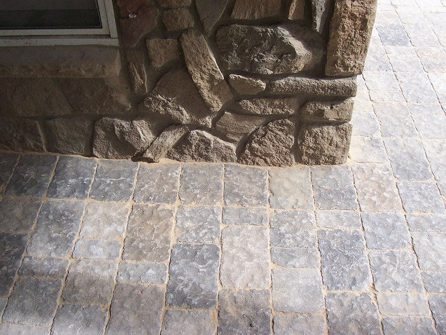 Brick Paver Brick pavers, Brick, Lawn, landscape