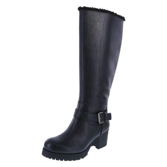 Women's Vernon Commuter BootWomen's Vernon Commuter Boot, Black Size 8 Extended Calf
