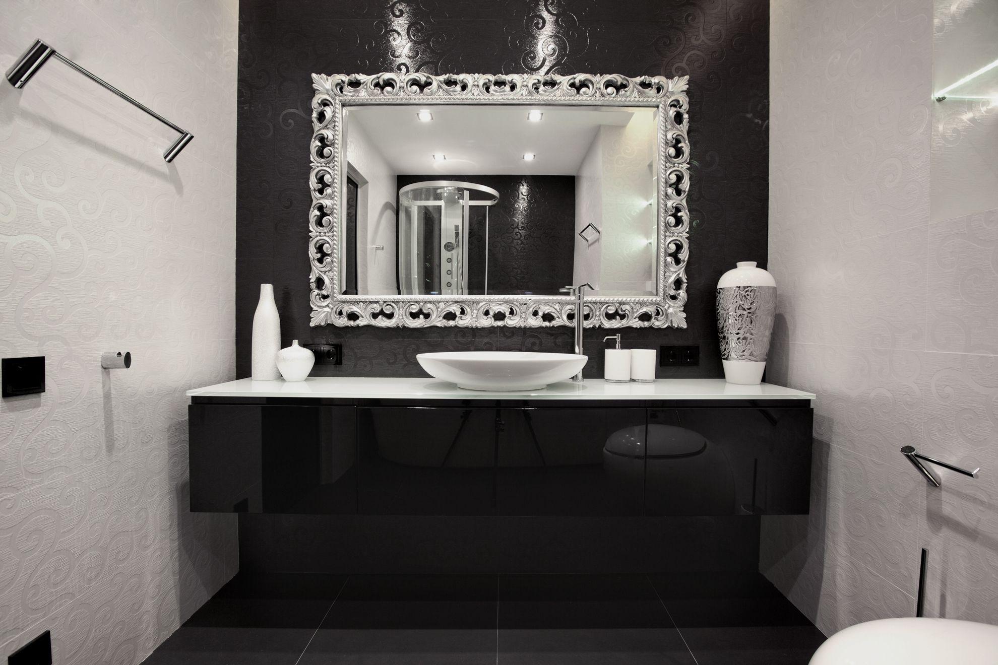 Vintage badezimmer design vintage spiegel für badezimmer spiegel  spiegel  pinterest
