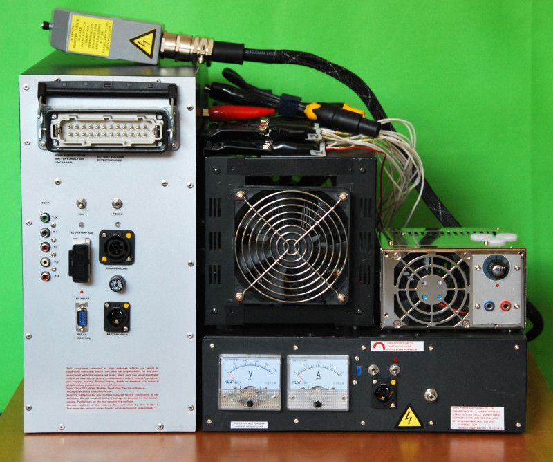 Toyota Hybrid Battery Testing Complex High Voltage Yser And Charger