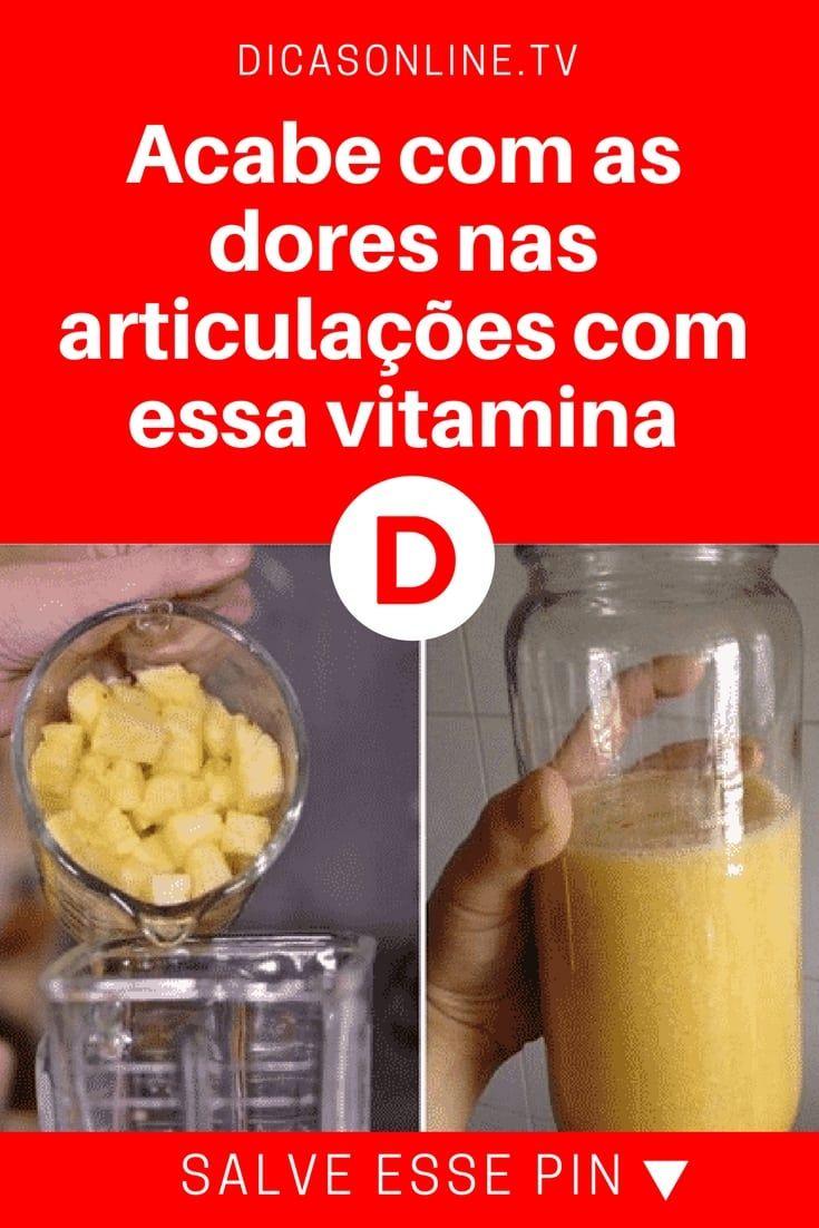 Melhores Vitaminas Para Dores Nas Articulacoes Dores Nas
