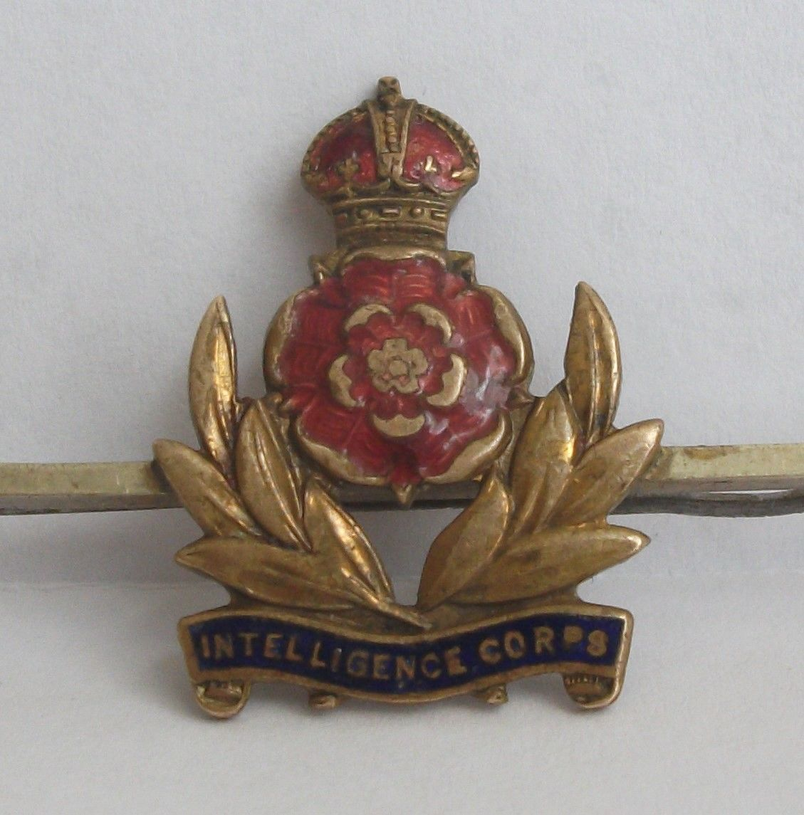 Details About WWII British Military Intelligence Corps