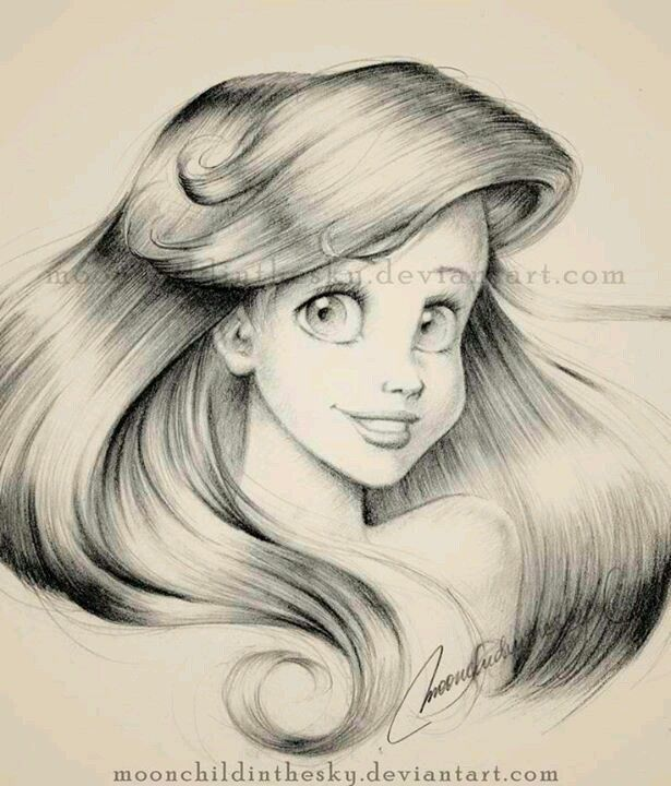 Gorgeous Disney Drawings Disney Sketches Art
