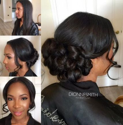 Wedding Hairstyles For Black Women With Veil Engagement Rings 51 Ideas -  ...,  ...