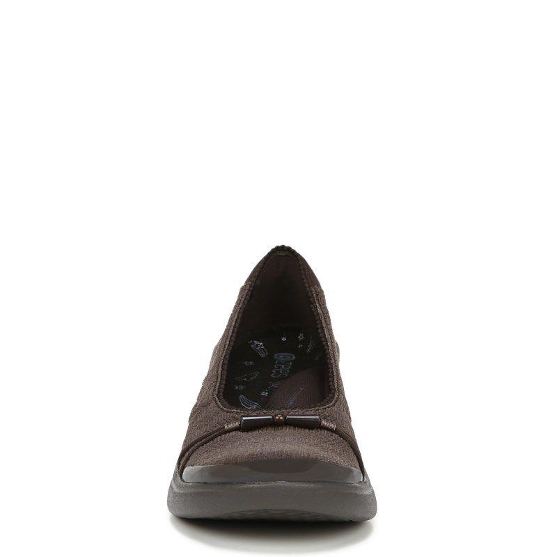 761b00a1f30 Bzees Women s Electric Pump Shoes (Chocolate Diamond)