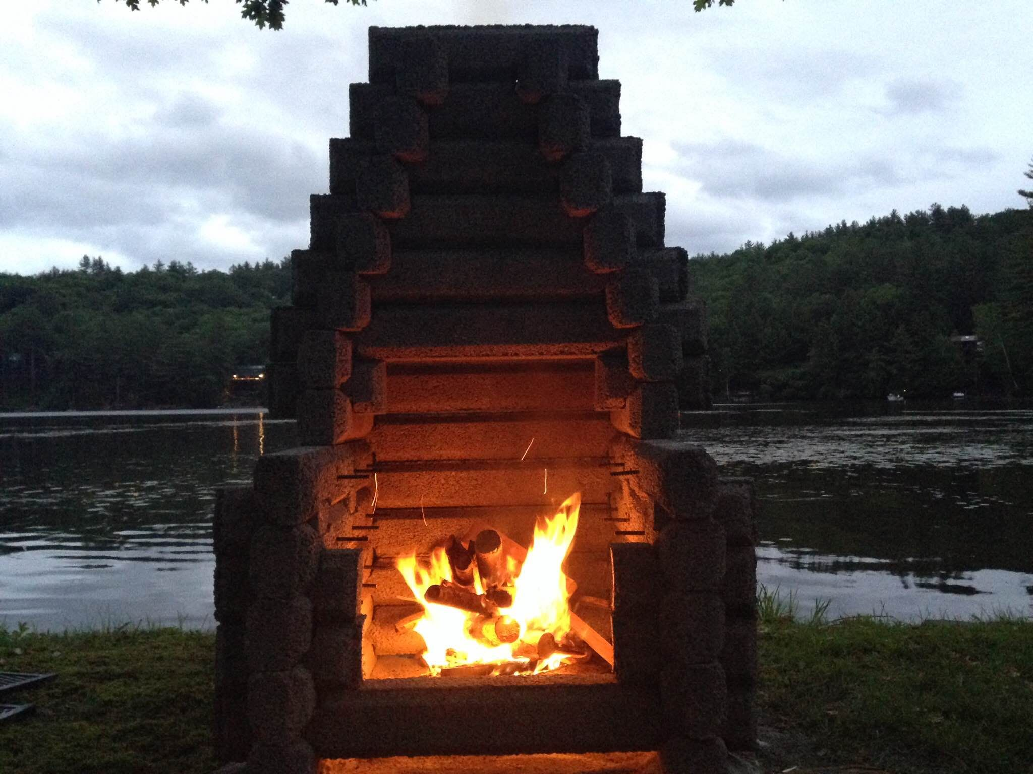 ed99654ce794a4b1e8ea6a15bee15f37 Top Result 50 Awesome Prefab Outdoor Fireplace Photography 2018 Hiw6