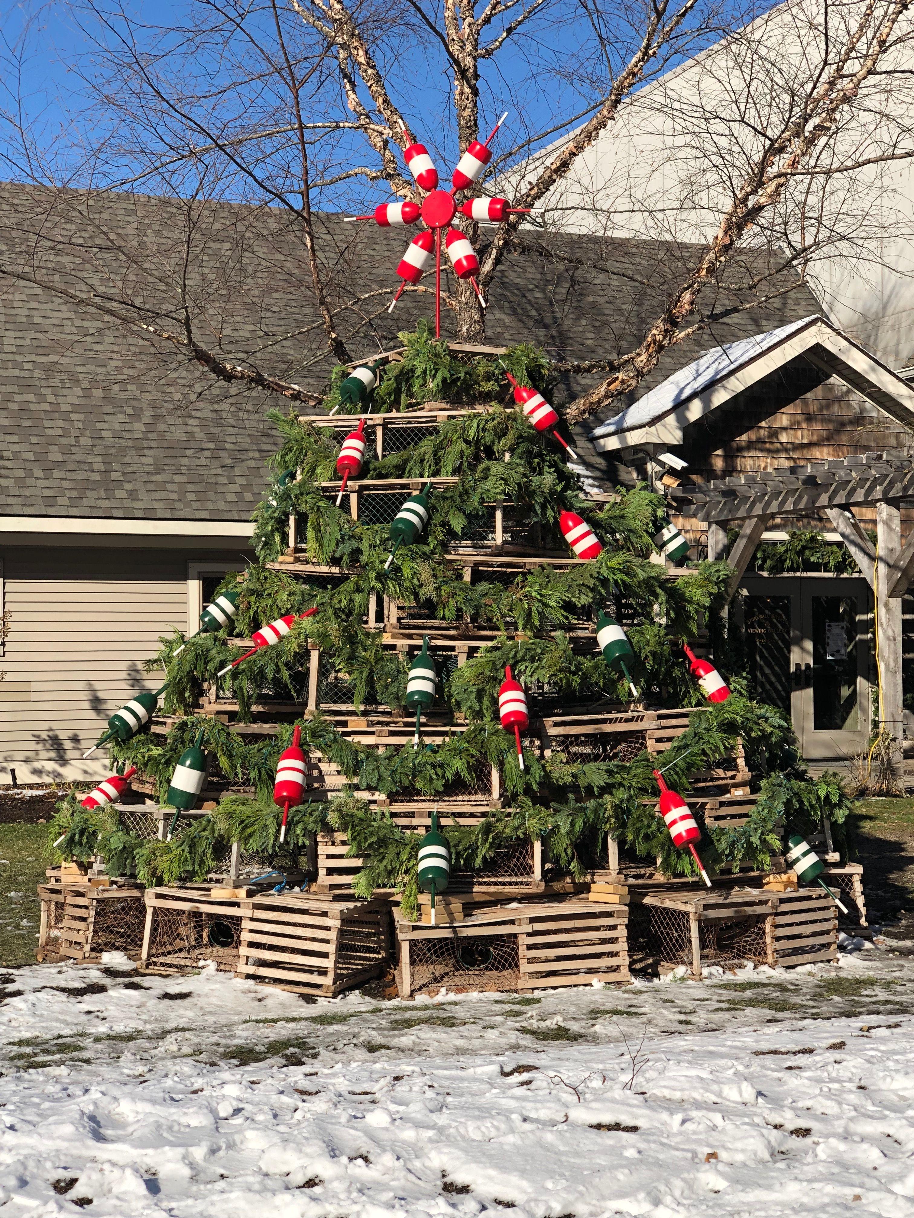 Stonewall Kitchen Maine Christmas Decorations Holiday Decor Christmas Tree