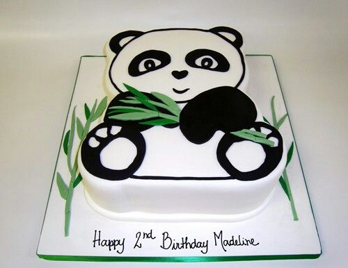 Admirable Panda Bear Cake Panda Taarten Panda Feestje En Disney Taarten Funny Birthday Cards Online Inifofree Goldxyz