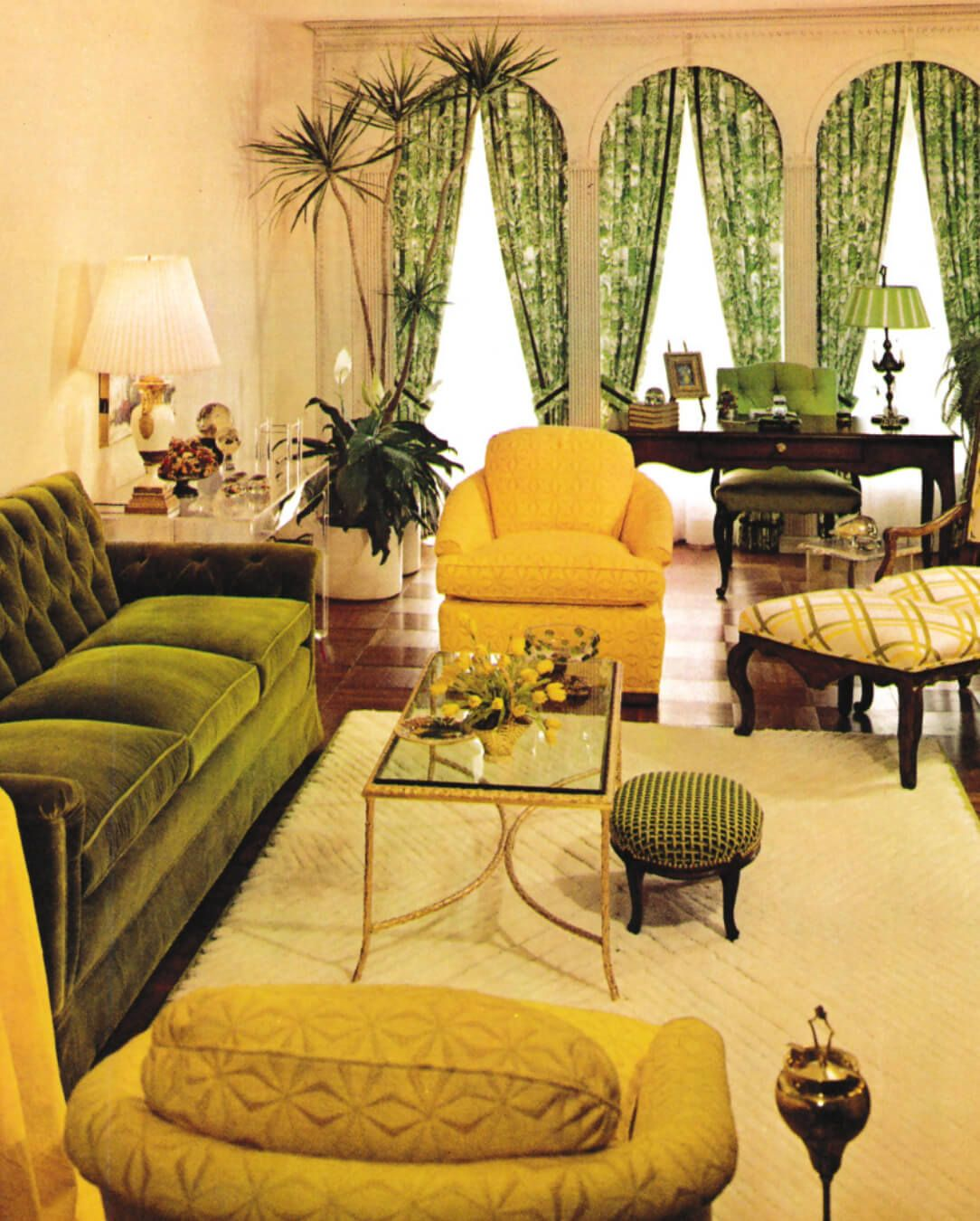 Get Inspired By This 1970s Color Flashback 70s Home Decor Retro Home Decor Retro Living Rooms
