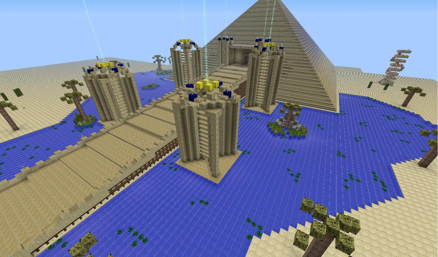 Minecraft Construction