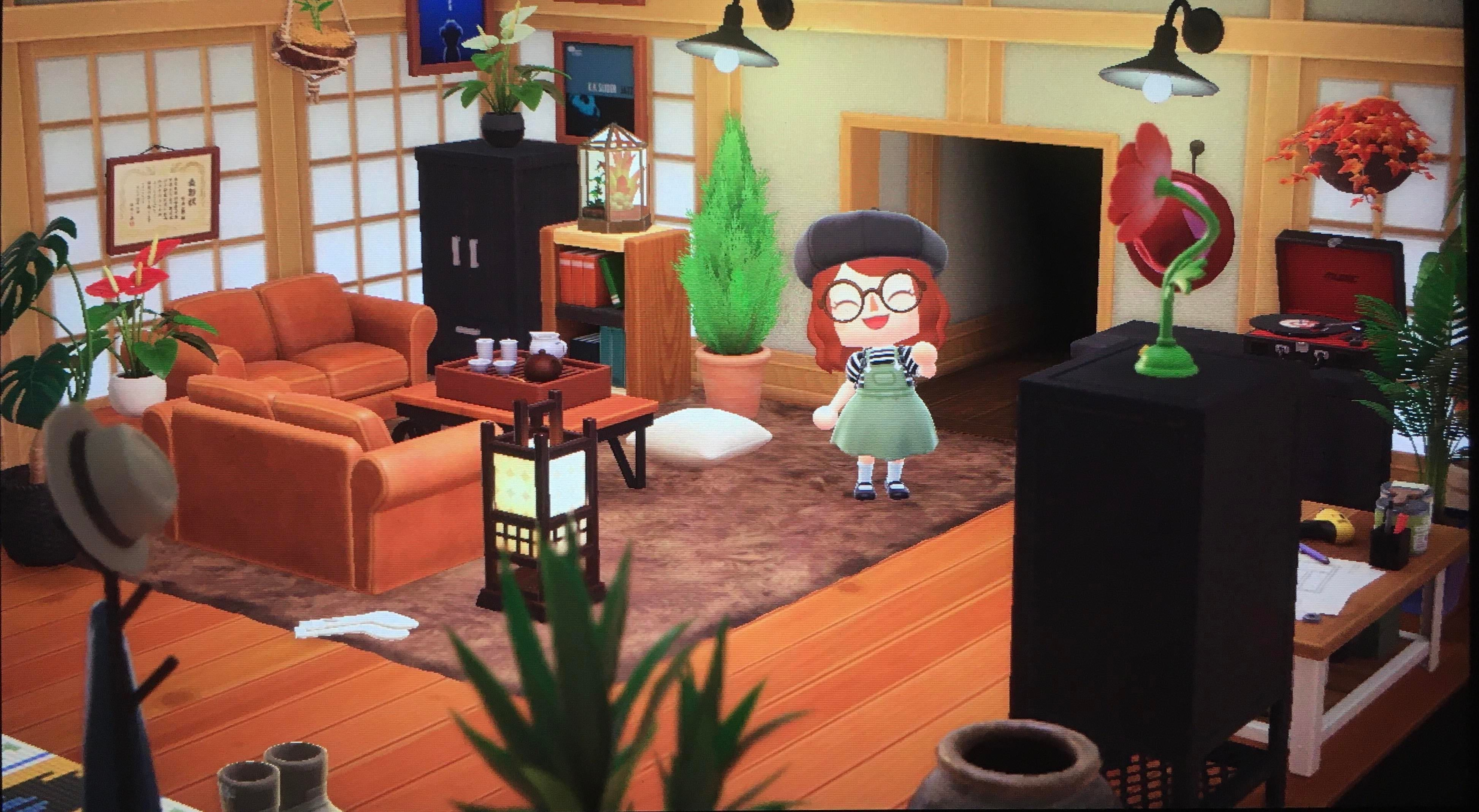 Cozy Living Room in 2020 Animal crossing, Dress up games