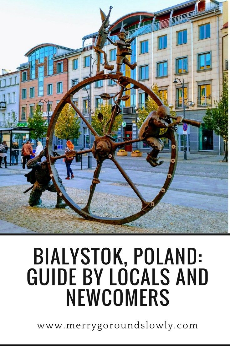 What to take from Bialystok
