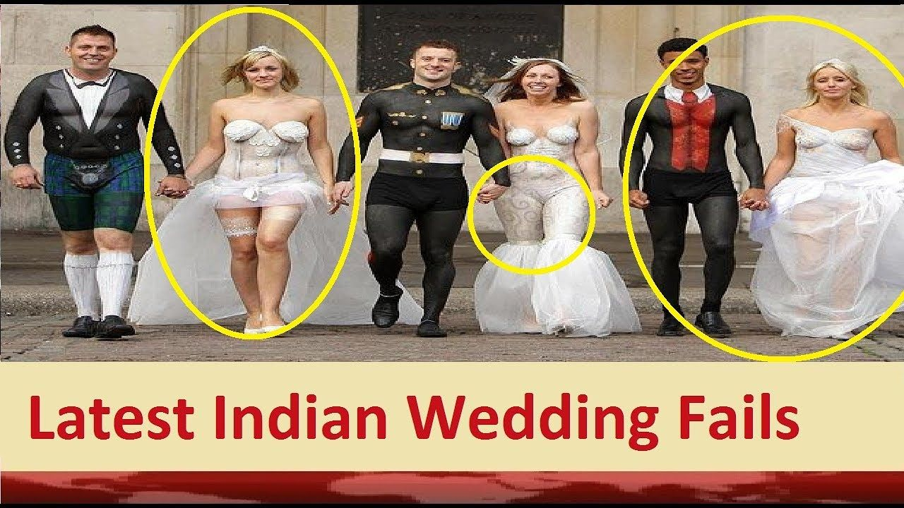 Latest Indian Wedding Fails Best Compilation 2017 Must Watch