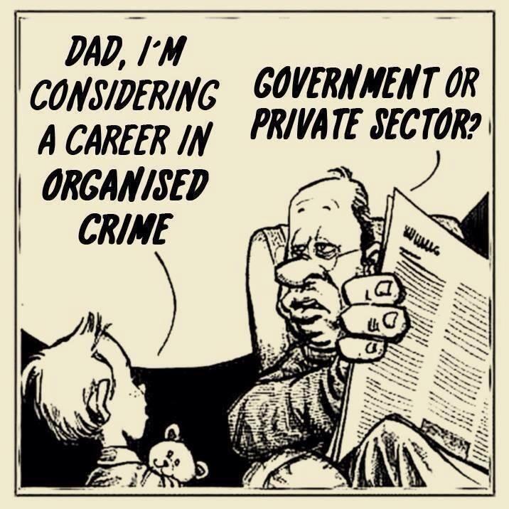 #PlanesdeCarrera: #CrimenOrganizado #Gobierno o Sector Privado.
