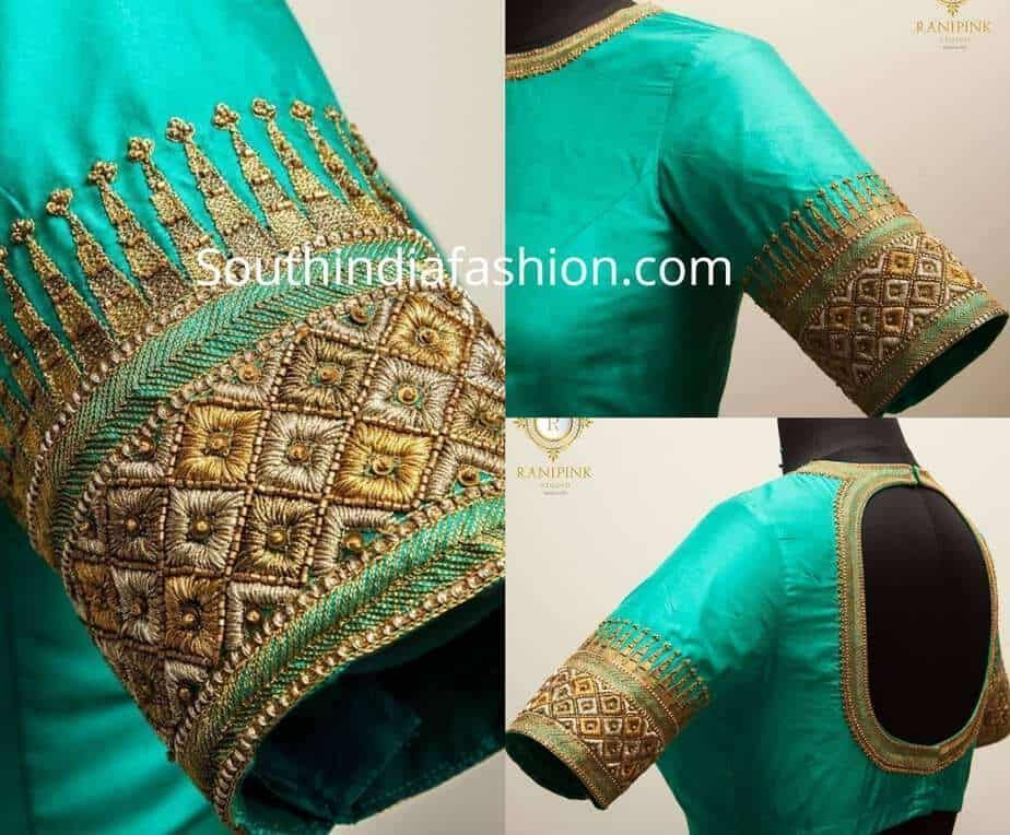 Latest Maggam Work Blouse Designs by Ranipink Studio! – South India Fashion #b...#blouse #designs #fashion #india #latest #maggam #ranipink #south #studio #work #blousedesignslatest Latest Maggam Work Blouse Designs by Ranipink Studio! – South India Fashion #b...#blouse #designs #fashion #india #latest #maggam #ranipink #south #studio #work #blousedesignslatest