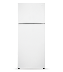Frigidaire 12 Cu Ft Top Freezer Apartment Size Refrigerator Apartment Size Refrigerator Frigidaire Appliances Refrigerator