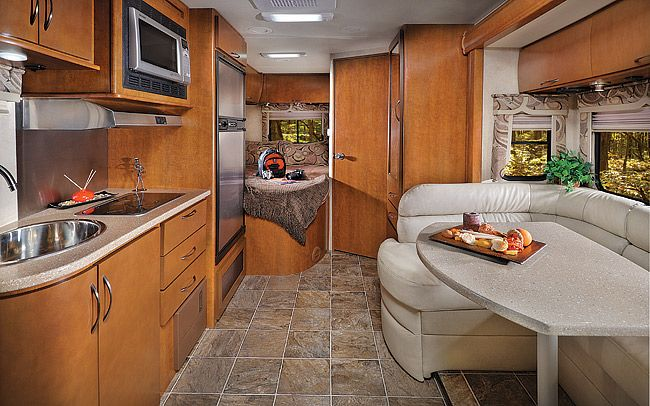 New Class B Motorhomes Are Generally The Smallest, And Probably The Costliest Per Square Foot They Are Built Within An Automotivedesigned And Built Van The Vans Original Sides And Rear Doors Are Maintained, And The Interior  As Or Cs