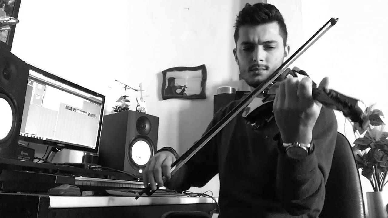 Fagadtak - Hussain Al Jasmi - Violin Cover by Andre Soueid