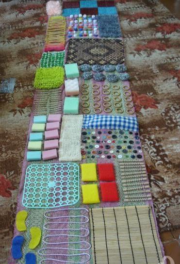 Массажный коврик для ребенка своими руками Материнство 37