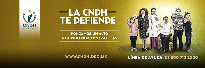"""RT @SenadoresdelPAN: .@CNDH en #Periscope: #EnVivo Conferencia La responsabilidad del Estado en delito de #TrataDePersonas"""" https://t.co/4yYUx69HKU"""
