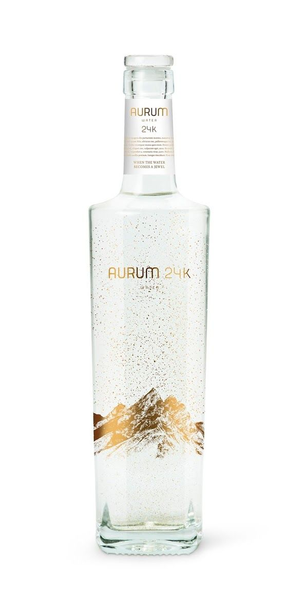 Aurum 24K (Concept) on Packaging of the World - Creative Package Design Gallery