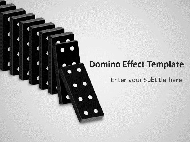 Domino PowerPoint Templatepptx PowerPoint Presentation PPT - powerpoint presentations template