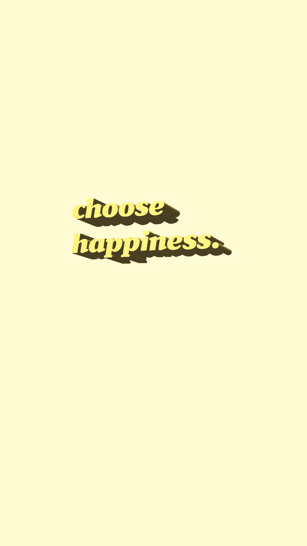 Choose Happiness. #quotes #motivational #words