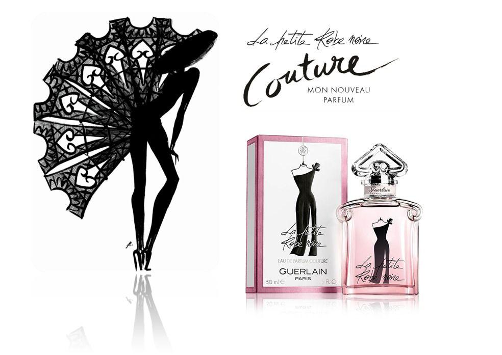 Petite robe noire de guerlain couture