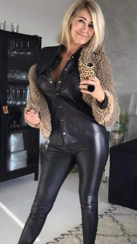Sexy Latina Milf Lingerie
