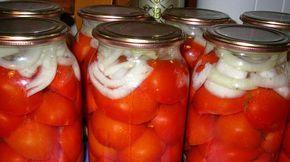 рецепт десертных помидоров пальчики оближешь
