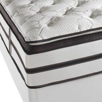 Full Simmons Beautyrest Elite West Caldwell Plush Firm