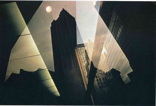 """Ernst Haas: """"I am not interested in shooting new things - I am interested to see things new"""""""