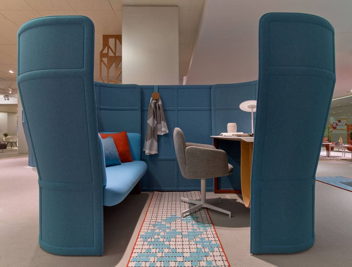 Home comforts could be the future of the office would for Office new design