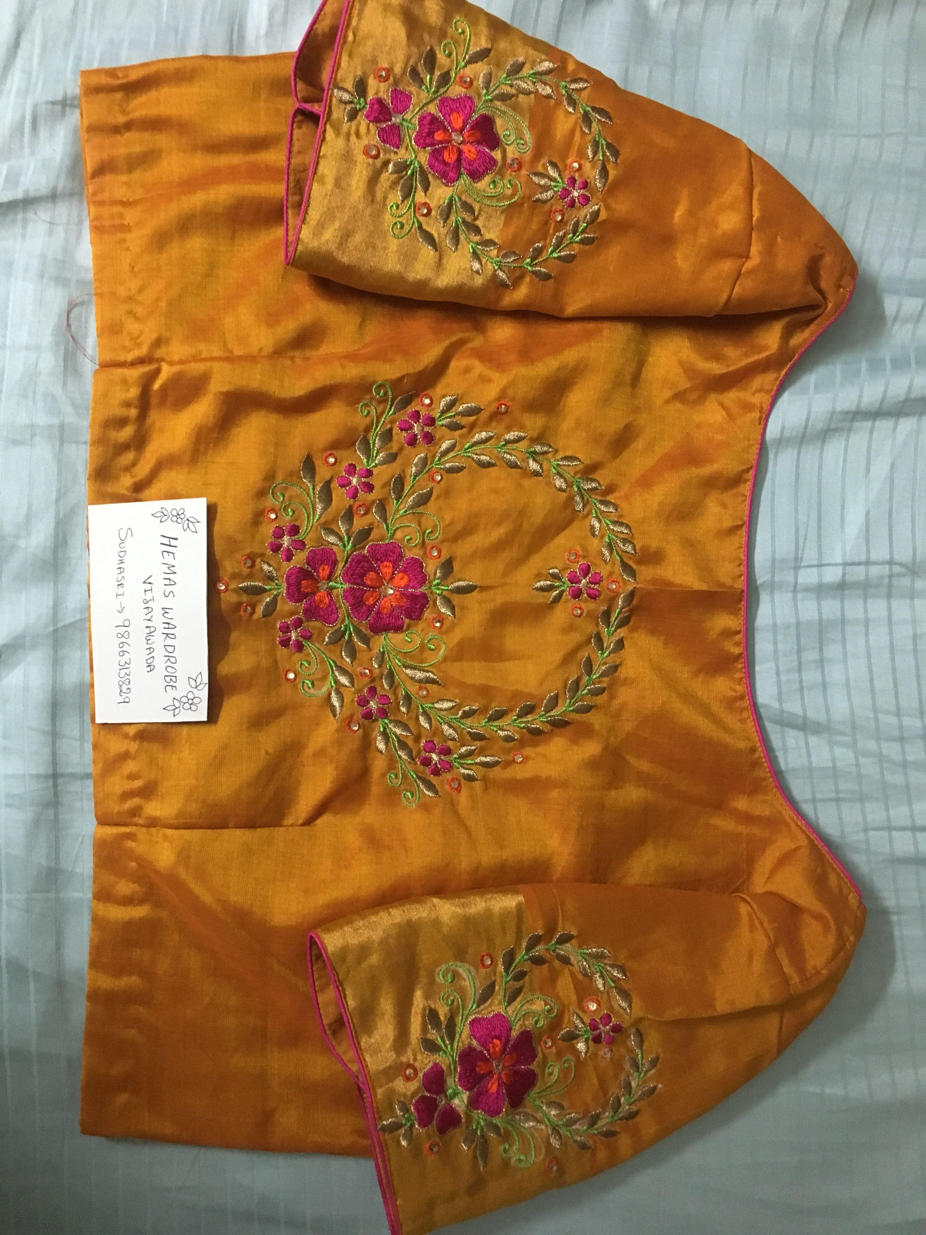 Pin by niveditha selvaraj on blouse designs pinterest blouse
