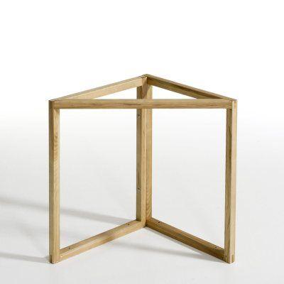 tr teau pour bureau d 39 angle la redoute 48 olivia. Black Bedroom Furniture Sets. Home Design Ideas