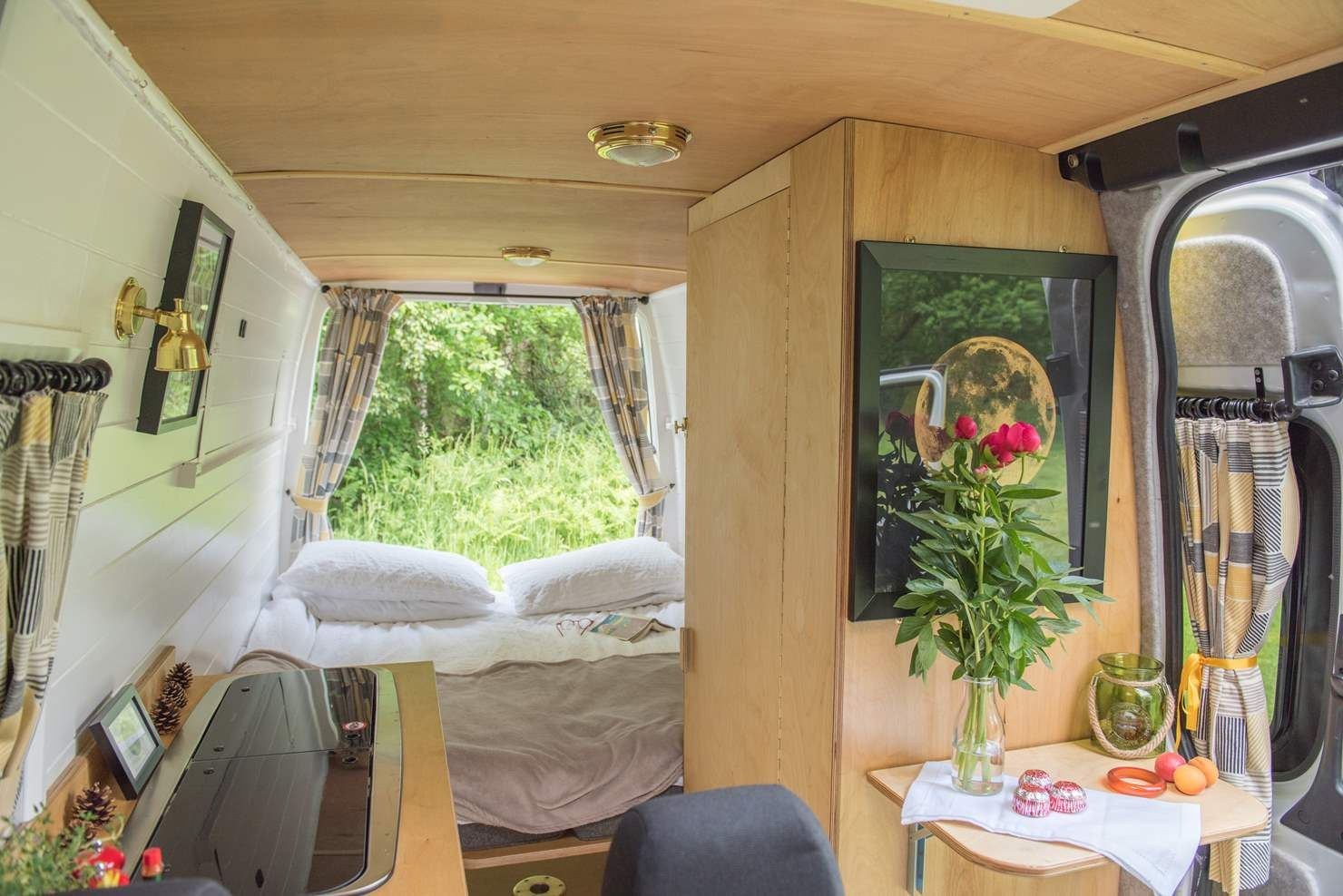 Campervan hire Doncaster Book Mo your Quirky Camper today