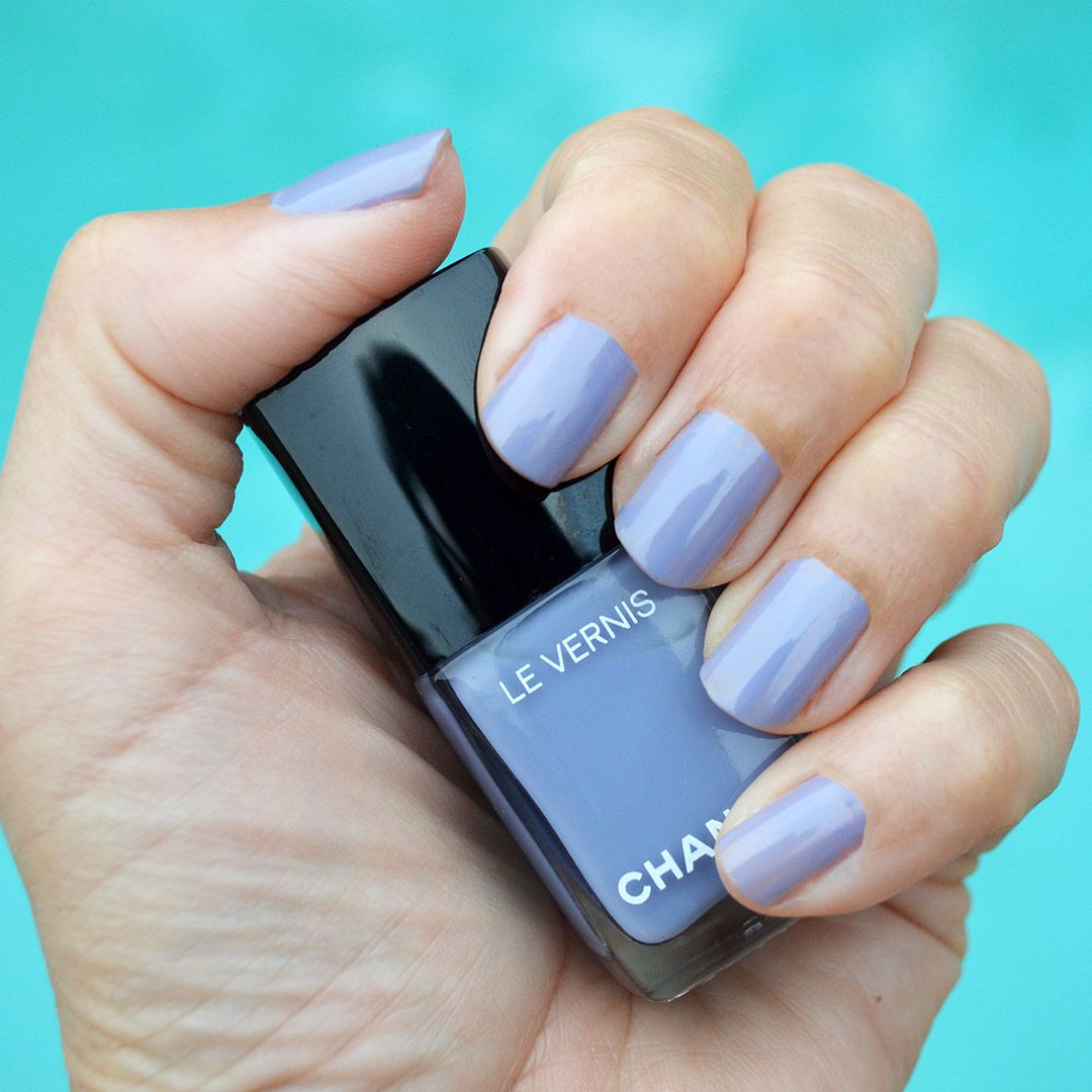 My Favorite Color From The Chanel Cruise 2019 20 Nail Polish