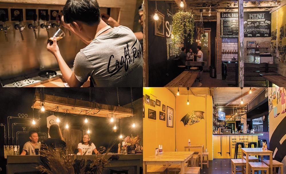 Where to drink Thai craft beers in Bangkok #thaicraftbeer