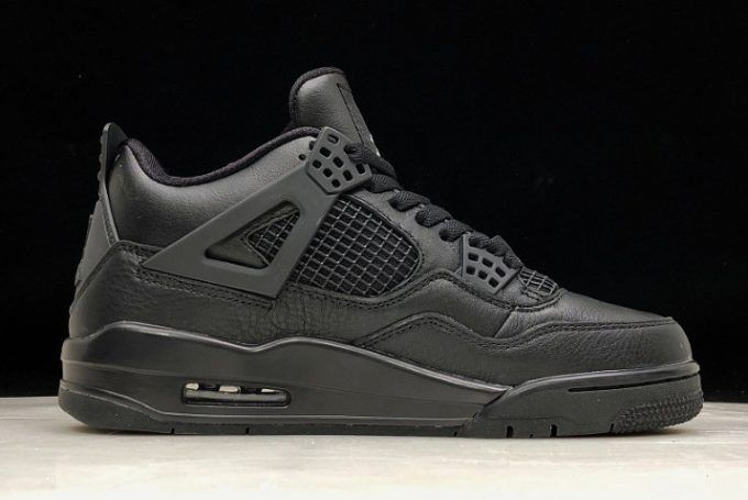 online retailer 4d231 82c4d 2019 Air Jordan 4 Retro Black Cat All Black 308497-002-6