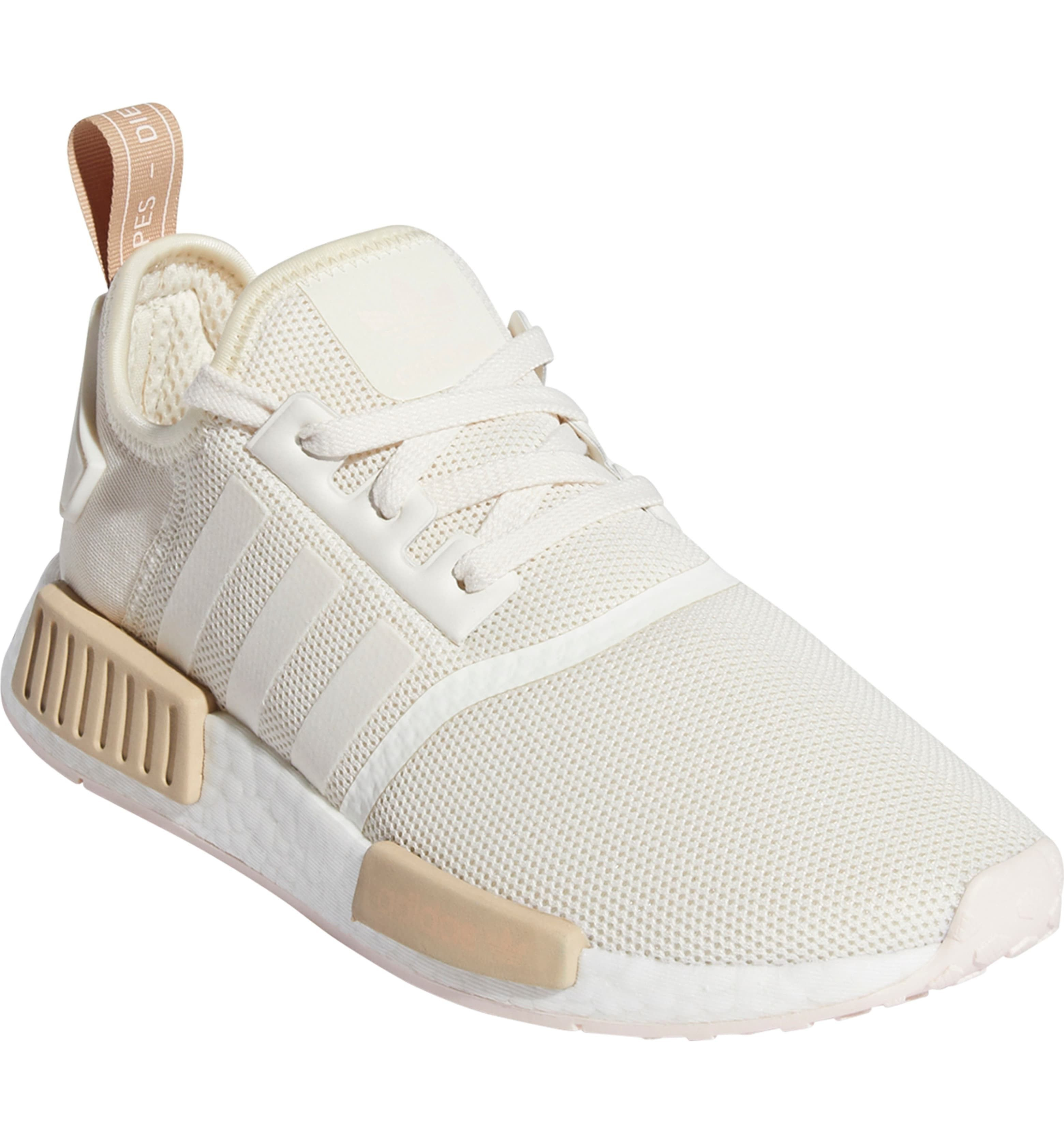 adidas NMD R1 White Rose Womens Release Date - Sneaker