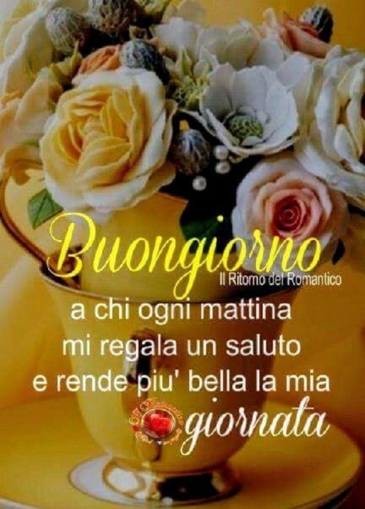 Immagini di buongiorno saluturi it for Foto immagini buongiorno