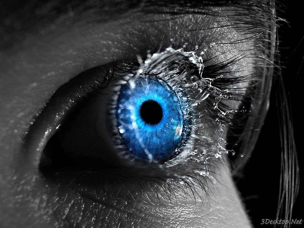 wallpaper: 3D Eye Wallpapers