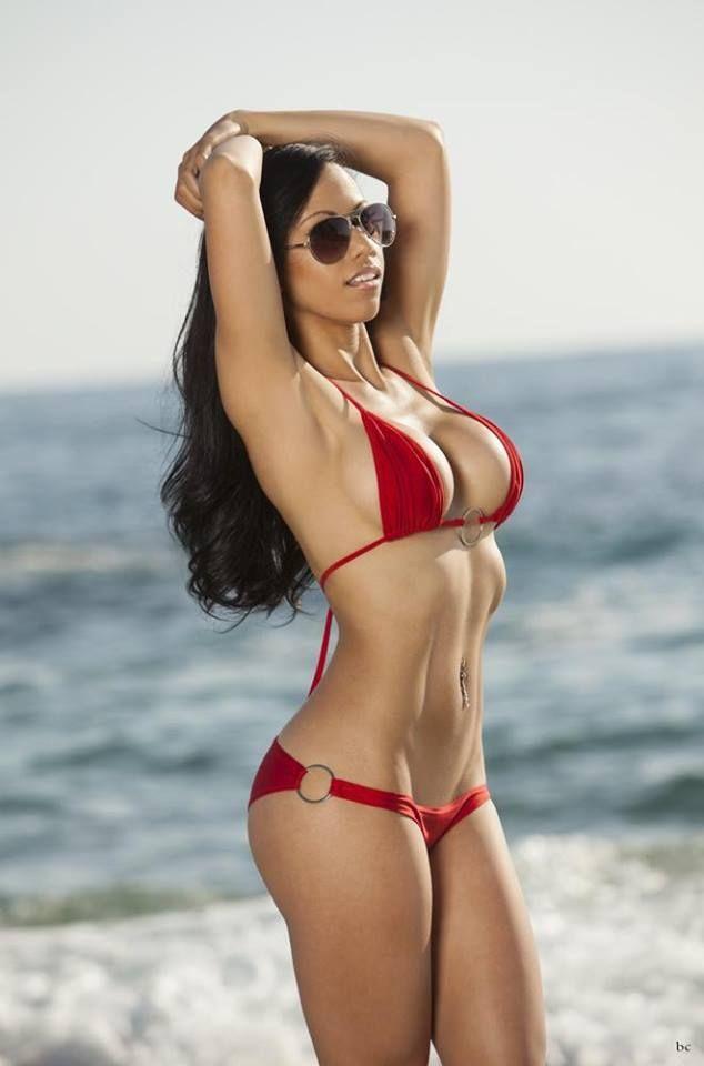 Noelle Lyn Amature Girls Bikini Women