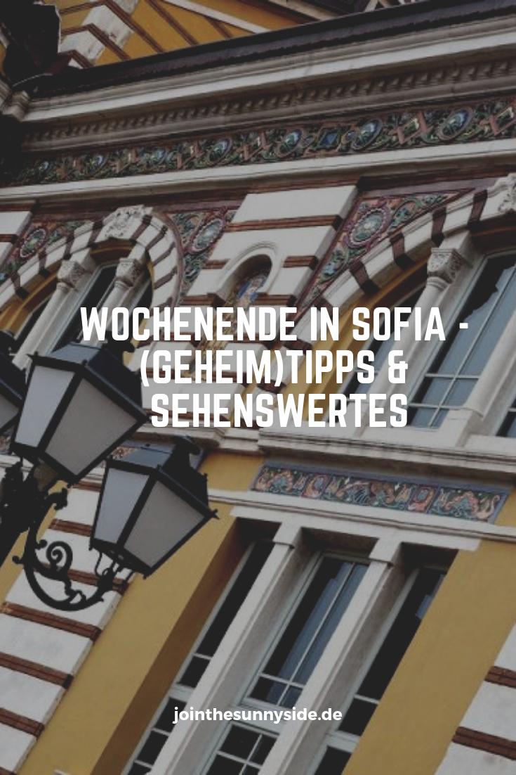 Wochenende In Sofia Geheim Tipps Sehenswertes Sofia Wochenende Tipps