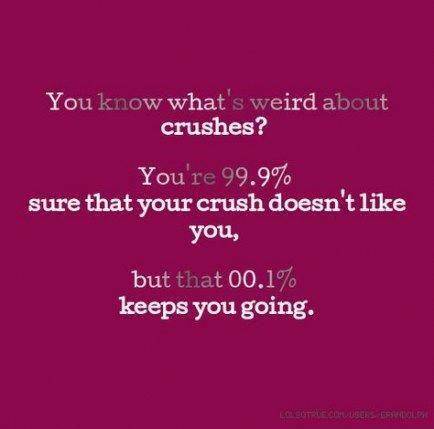 quotes crush 47 Ideas For Quotes Crush Feelings Weird #quotes #psychologyquotesweird