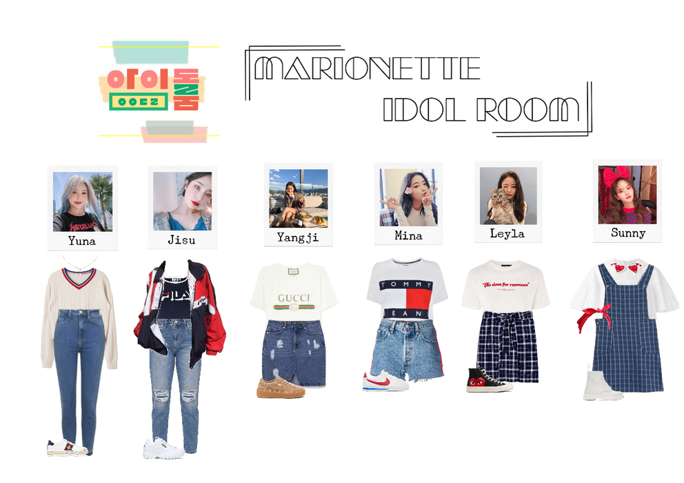 Marionette Idol Room Kpop Fashion Outfits Kpop Fashion Stage Outfits