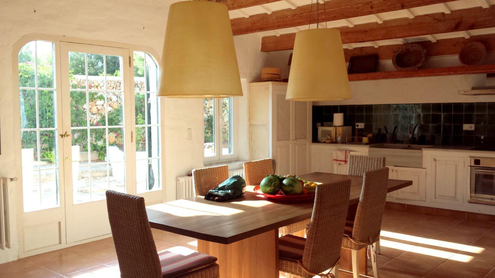 Casa de campo en Biniparrell Ref: S2372 10 | cocinas | Pinterest