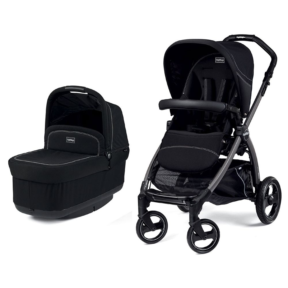 Peg Perego Book Classico Pois Grey Peg Perego Book Pop Up Stroller And Bassinet Onyx Peg