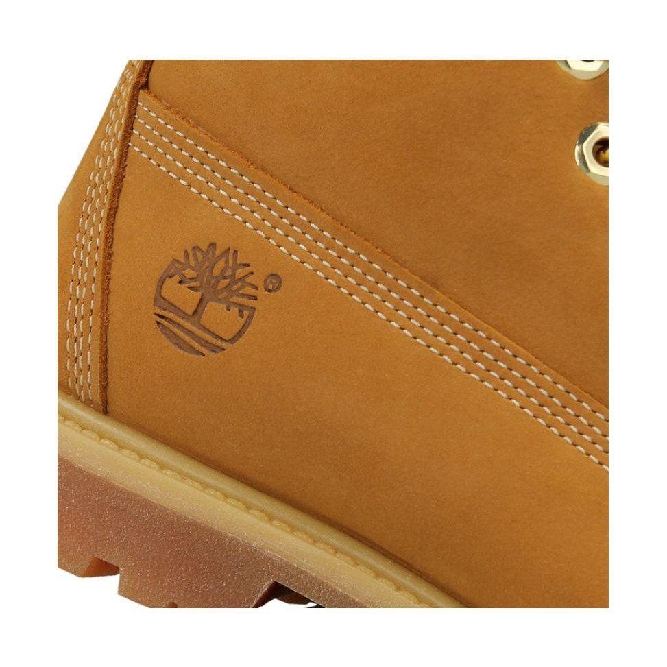 Buty Timberland Premium 6 Inch Jr 10361 Zolte Timberland Premium Timberland Kid Shoes